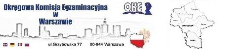 Okręgowa Komisja Egzaminacyjna w Warszawie