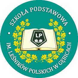 Logo Szkoła Podstawowa im. Leśników Polskichw Gębicach