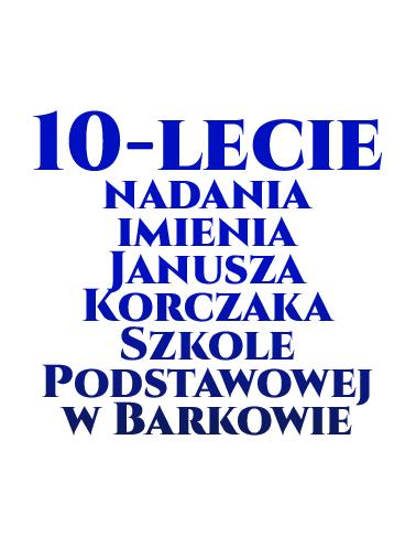 Szkoła Podstawowa Im Janusza Korczaka W Barkowie