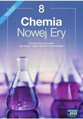 Okładka Chemia Nowej Ery 8
