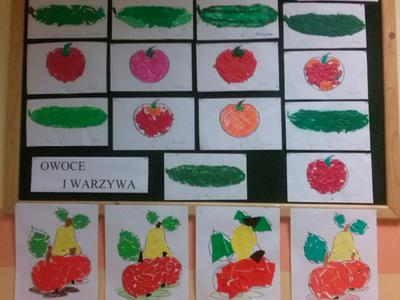 Od października klasy 1, 2 i 3 uczestniczą w programie Owoce i warzywa w szkole. Dwa razy w tygodniu ch