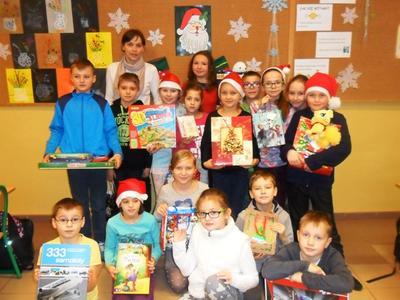 Jak co roku przed Świętami Bożego Narodzenia uczniowie poznają polskie tradycje i zwyczaje związane