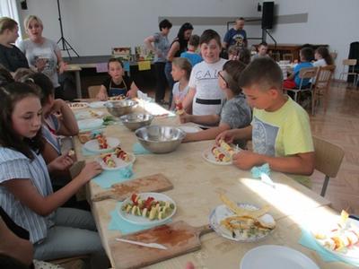 W ramach podsumowania Programu dla szkół: owoce i warzywa oraz mleko i przetwory mleczne w szkole - 4