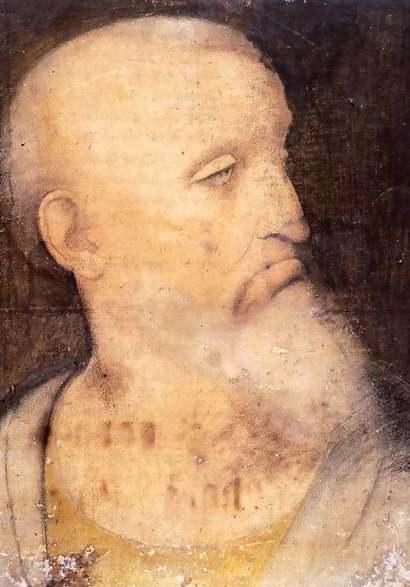 Św. Andrzej, mal. Leonardo da Vinci