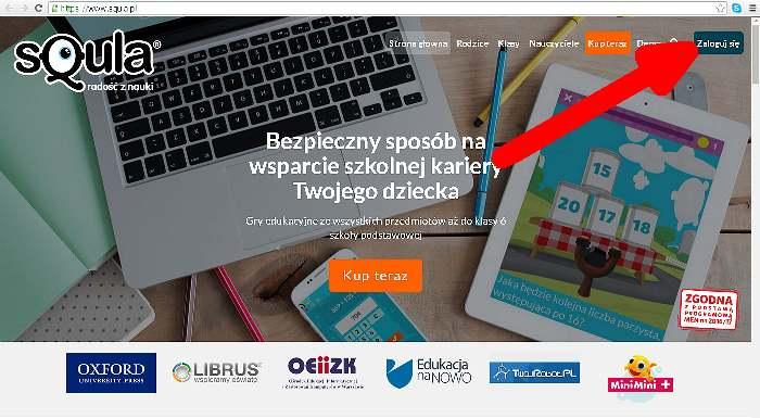 squla.pl strona główna