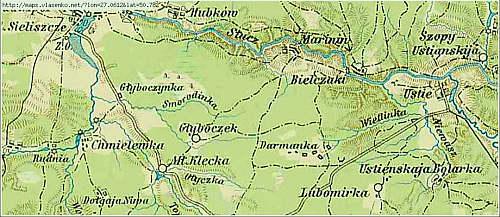 Gluboczek - miejscowość na Wołyniu, gdzie stacjonował Korczak