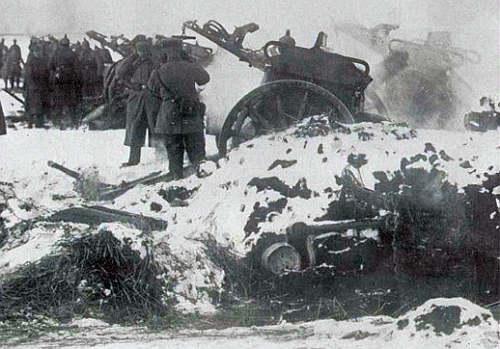 pierwsza wojna światowa, front wschodni