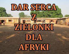 Dar serca dla Afryki