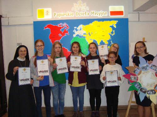 wolontariusze misyjni