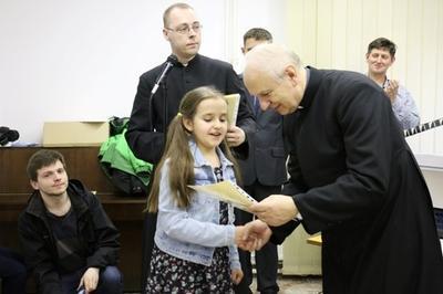 Uczennica kl. III PSP Klaudia Walczyk zdobyła wyróżnienie.