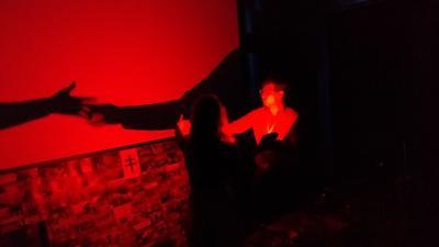 Pokaz zjawisk fizycznych w doskonałych warunkach naszego kina Za rogiem