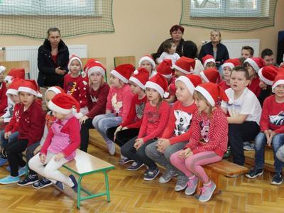 Mikołajki szkolne 6 grudnia 2017