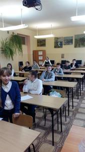 Pierwszego  marca 2016roku w Zespole Szkół im. Józefa Twaroga w Księżomierzu odbyły się szkolne el