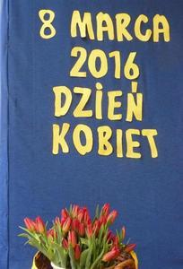 Akademia z okazji Dnia Kobiet - 8 marca 2016 roku.