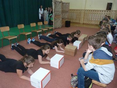 W dniu 8 kwietnia 2016 roku odbył się w Zespole Szkół w Liśniku Dużym  XII Gminny Przegląd Teatral