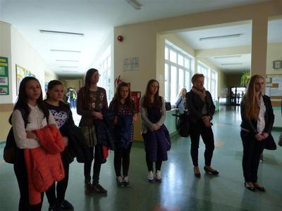 Dnia 28.04.2016 r W Zespole Szkół im Jana Pawła II w Annopolu został rozstrzygnięty III Powiatowy Ko