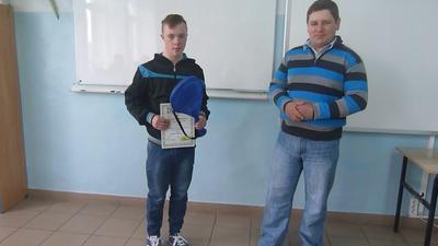 Praca  Bartłomieja Mozgawy z klasy integracyjnej, a także innych uczniów naszej  szkoły, wystawione b