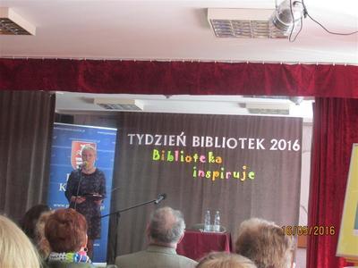 W ramach tegorocznych Dni Bibliotek organizowanych przez Gminną Bibliotekę Publiczną w Gościeradowie