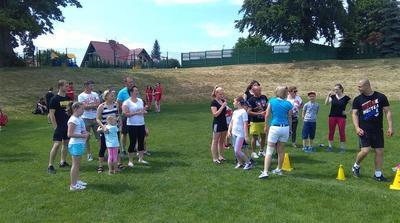 W dniu 29 maja 2016 roku odbył się Gminny Festyn Rodzinny w Gościeradowie, który miał na celu umożl