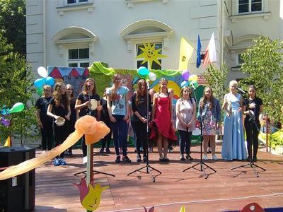 W dniu 1 czerwca 2016 roku w Domu Pomocy Społecznej w Gościeradowie obchodzono Dzień Dziecka.