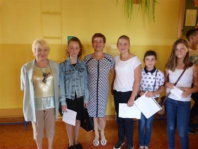 W dniu 3 września 2016 roku z naszej szkole odbyło się Narodowe Czytanie Quo vadis - Henryka Sienkiewi