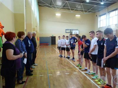 W dniu 25 października 2016 r. w sali sportowej w Zespole Szkół w Terpentynie odbyła się Powiatowa G