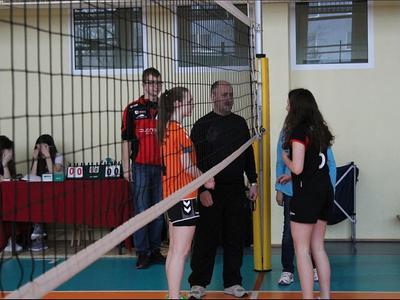 Turniej gimnazjany siatkówki