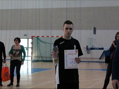 Mistrzostwa województwa w koszykówce chłopców