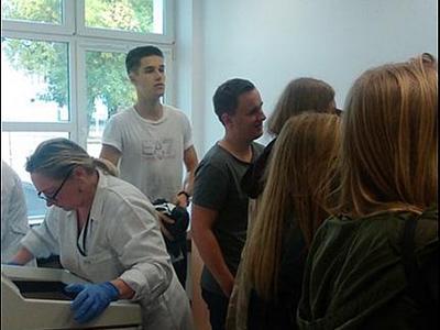 Wyjazd na Uniwersytet Medyczny w Lublinie