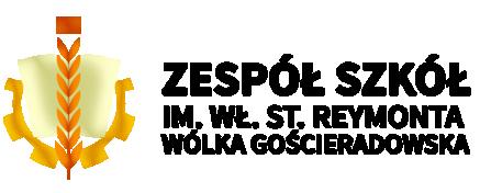 Logo Zespół Szkół im. Wł. St. Reymonta w Wólce Gościeradowskiej