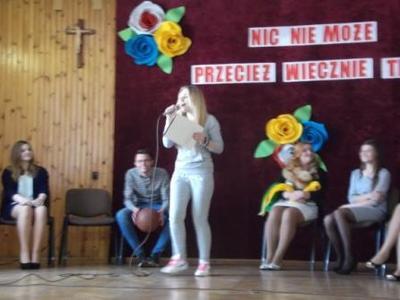 Na zdjęciu od prawej Marzena Brodowska, Paulina Drumlak, Michał Kmieć