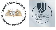 Logo Zespół Szkół Nr 1 im. Wł. St. Reymonta w Zakrzówku