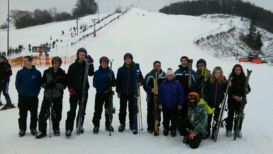 Stok narciarski w Batorzu