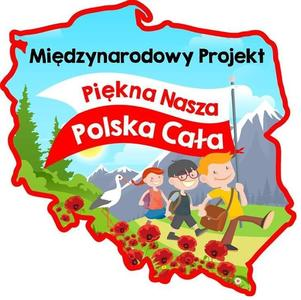 """W roku szkolnym 2018/2019 uczniowie klasy II uczestniczą w międzynarodowym projekcie """"Piękna Nasza P"""