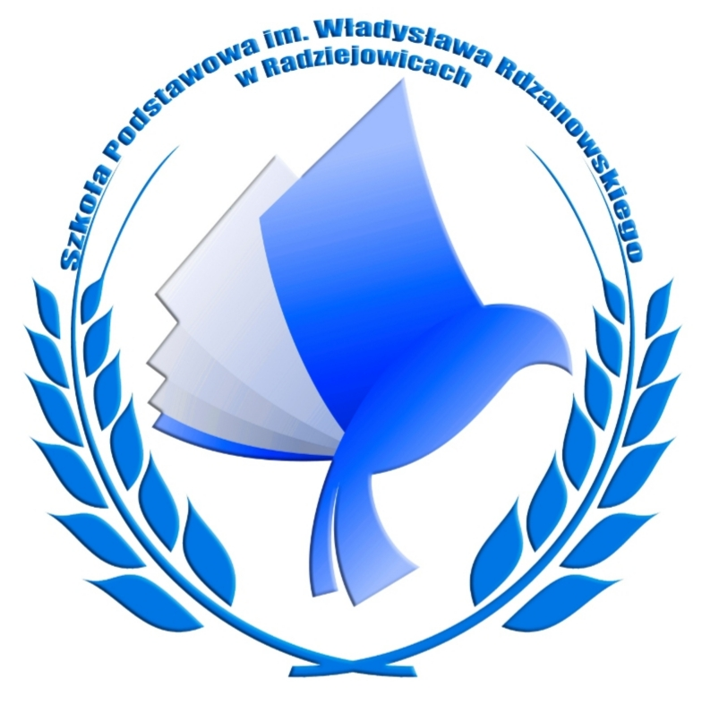 Logo Szkoła Podstawowa im. Władysława Rdzanowskiego w Radziejowicach