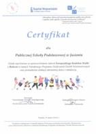 Certyfikat Walka z rakiem