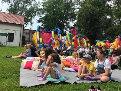Wesoło, kolorowo i na sportowo. 3 czerwca odbyła się duża impreza plenerowa z okazji Dnia Dziecka. Or