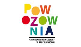 Logo Gminne Centrum Kultury POWOZOWNIA w Radziejowicach