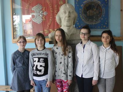 Uczniowie naszej szkoły zaprezentowali swoja wiedzę… i zostali finalistami z j. polskiego, j. angiels