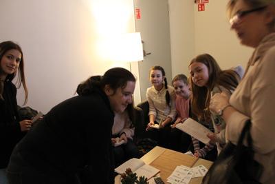 25 marca br. redakcja Niebieskiego Mundurka gościła w siedzibie tczewskiej telewizji TeTka. Nasza wizyt