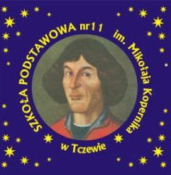 Logo Szkoła Podstawowa nr 11 im. Mikołaja Kopernika