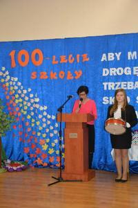 12 listopada 2016 r. obchodziliśmy 100-lecie Szkoły Podstawowej w Albertowie. W pięknie udekorowanej s
