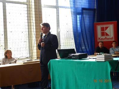 IV edycja szkolnej konferencji 16.10.2017r.