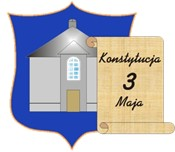 Logo Szkoła Podstawowa Nr 1 im. Konstytucji 3 Maja