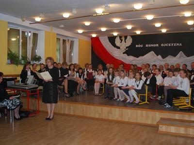 Zdjęcia zostały zrobione przez uczennicę I klasy LO Jagodę Gogolik.