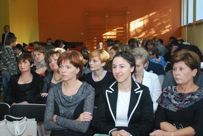 Zdjęcia wykonała Jagoda Gogolik - uczennica klasy II LO.