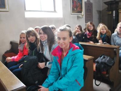 Zdjęcia wykonała Jagoda Gogolik - uczennica klasy 3 LO