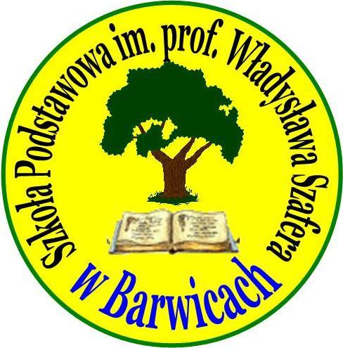 Logo Szkoła Podstawowa im. prof. Władysława Szaferaw Barwicach