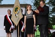 Uroczystość nadania szkole imienia Jana Drzeżdżona