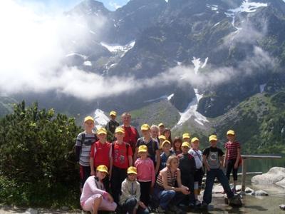 Zielona Szkoła 2010